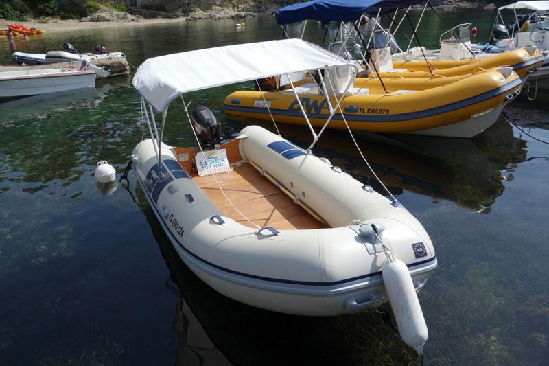 bateau gonflable sans permis
