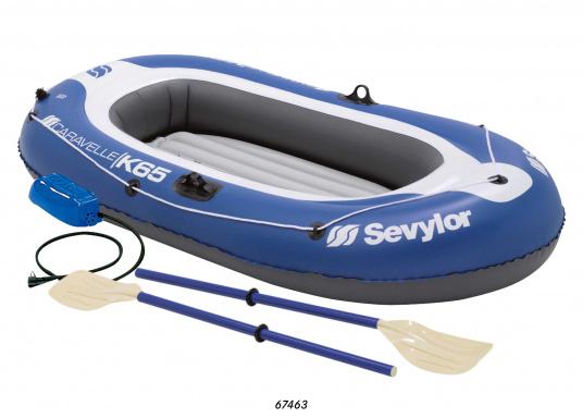 bateau gonflable sevylor k105