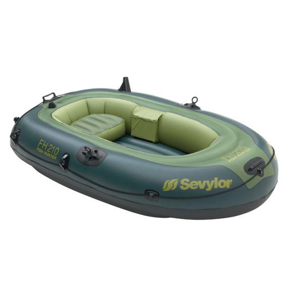 bateau gonflable une personne