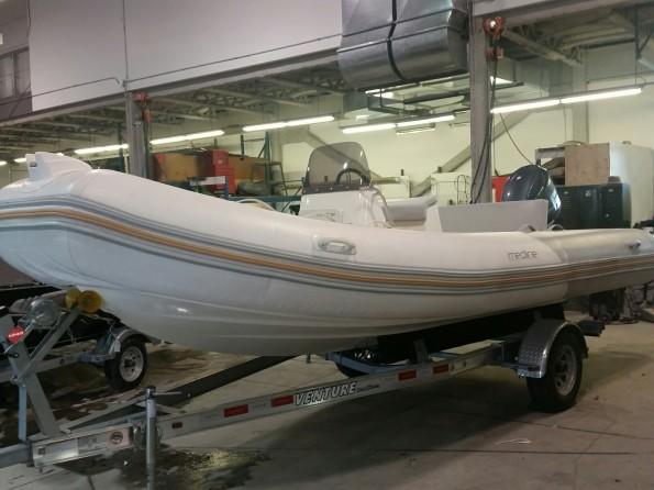 bateau gonflable usage a vendre