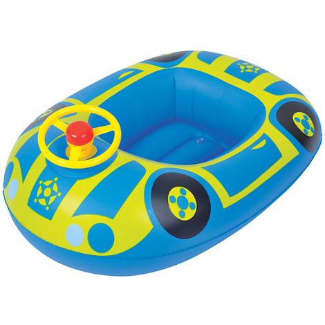 bateau gonflable voiture