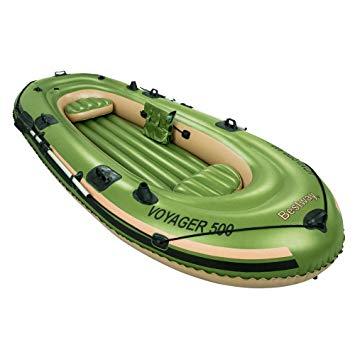bateau gonflable voyager 500