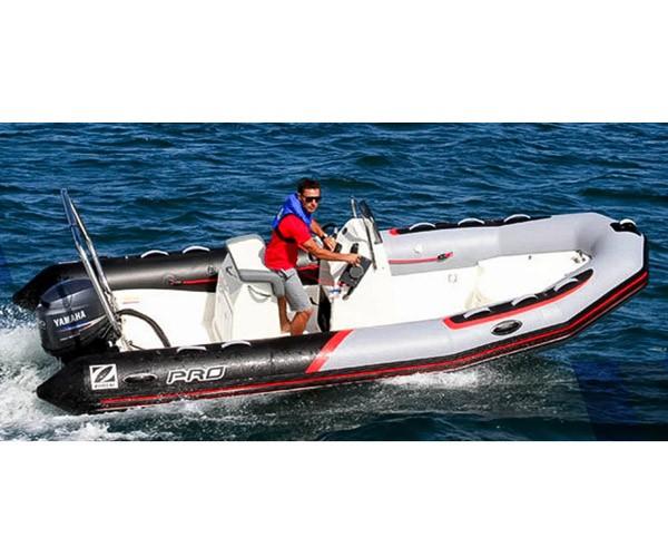 bateau gonflable yamaha