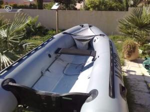 bateau gonflable zodiac a vendre