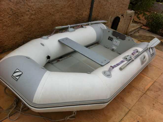 bateau gonflable zodiac occasion