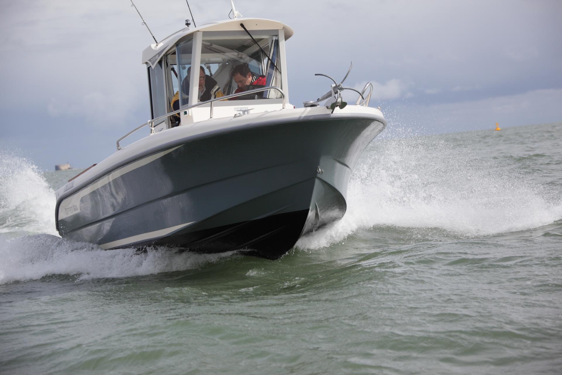 bateau peche 6 metre