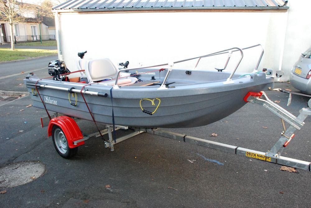 bateau peche 6cv
