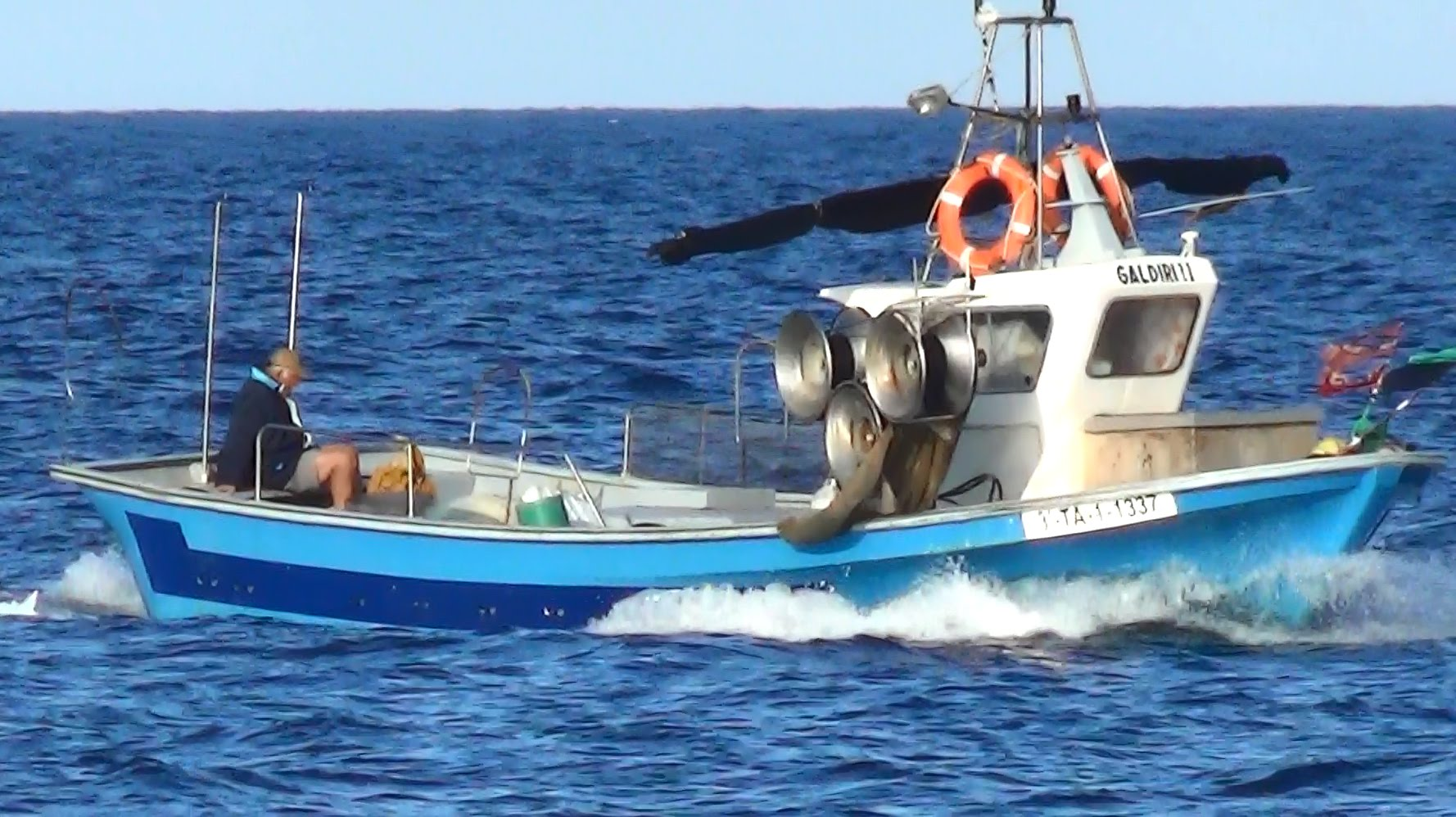 bateau peche a vendre 2016