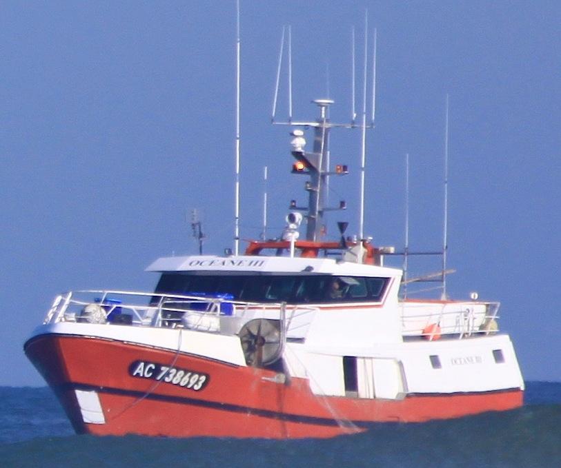 bateau peche arcachon