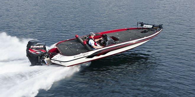 bateau peche bass boat