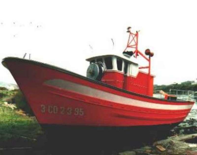 bateau peche bassin d'arcachon