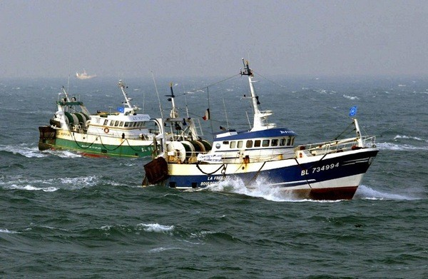 bateau peche boulogne sur mer