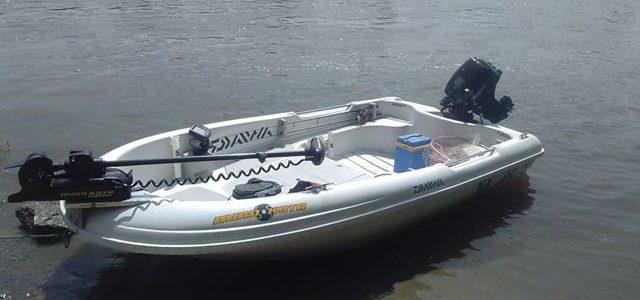 bateau peche cap 400