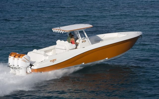 bateau peche console centrale vendre