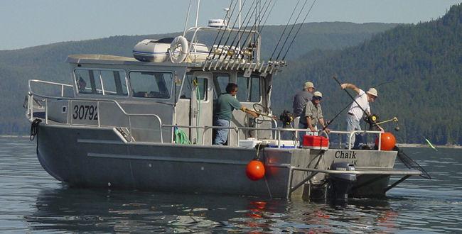 bateau peche cotiere