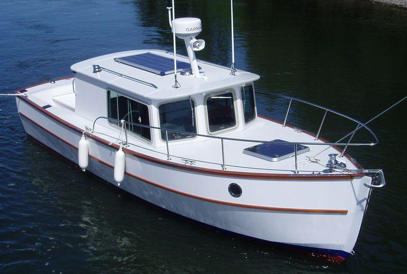 bateau peche croisiere