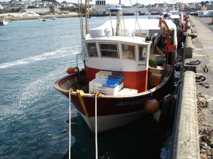 bateau peche d'audierne