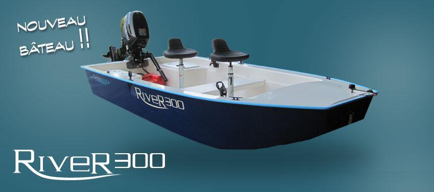 bateau peche fabricant