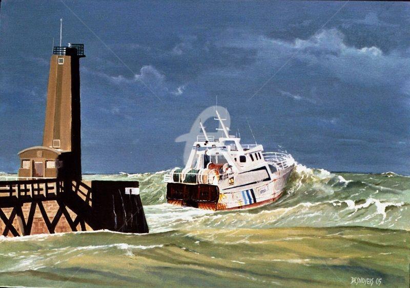 bateau peche fecamp