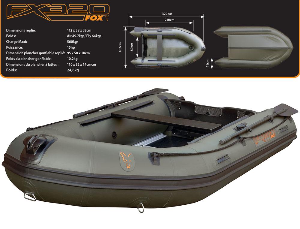 bateau peche fox