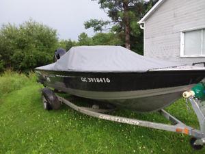 bateau peche gatineau