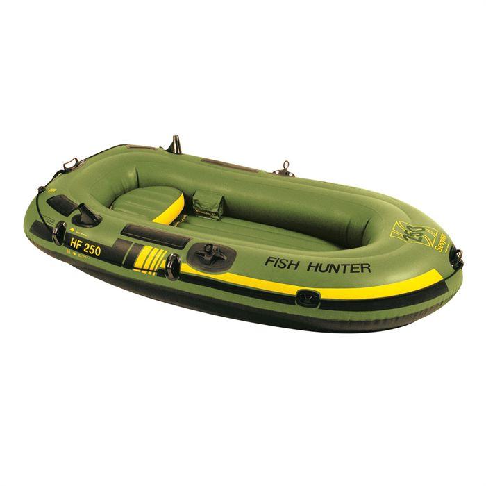 bateau peche gonflable decathlon