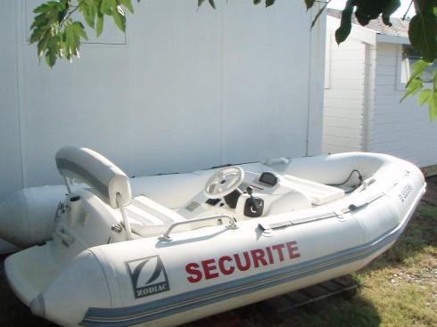 bateau peche gonflable occasion