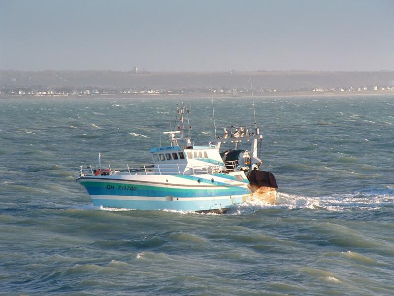 bateau peche granville