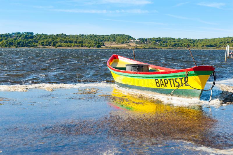 bateau peche gruissan