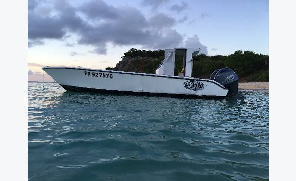 bateau peche guadeloupe vendre