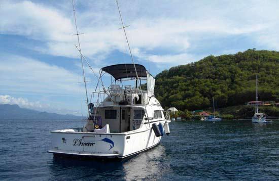 bateau peche guadeloupe