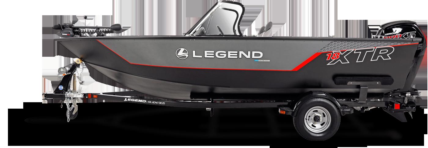 bateau peche legend