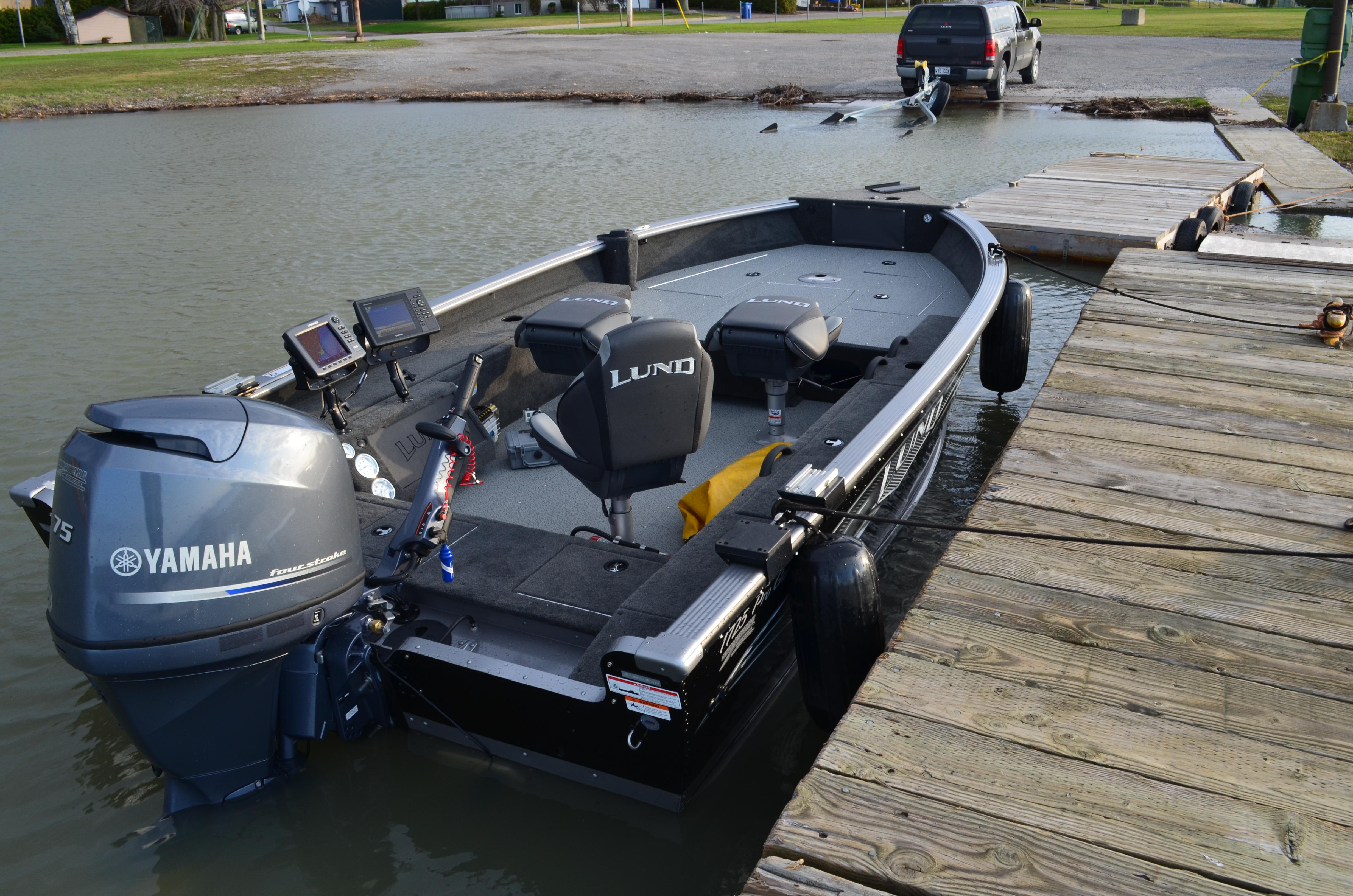 bateau peche lund