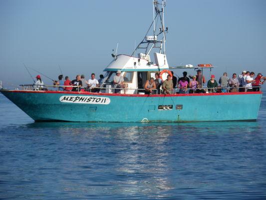 bateau peche mephisto