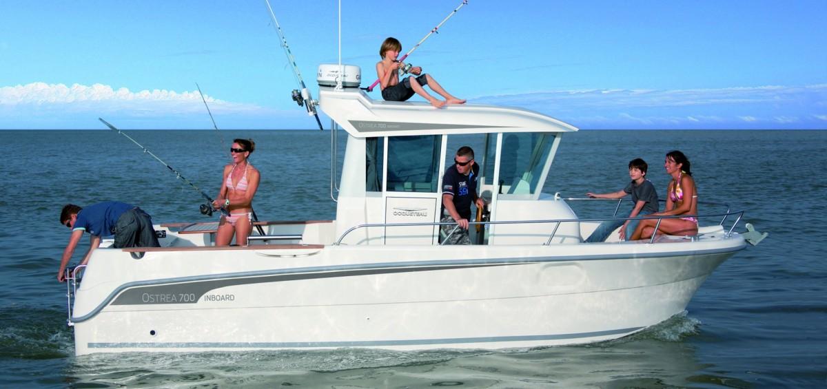 bateau peche mer occasion