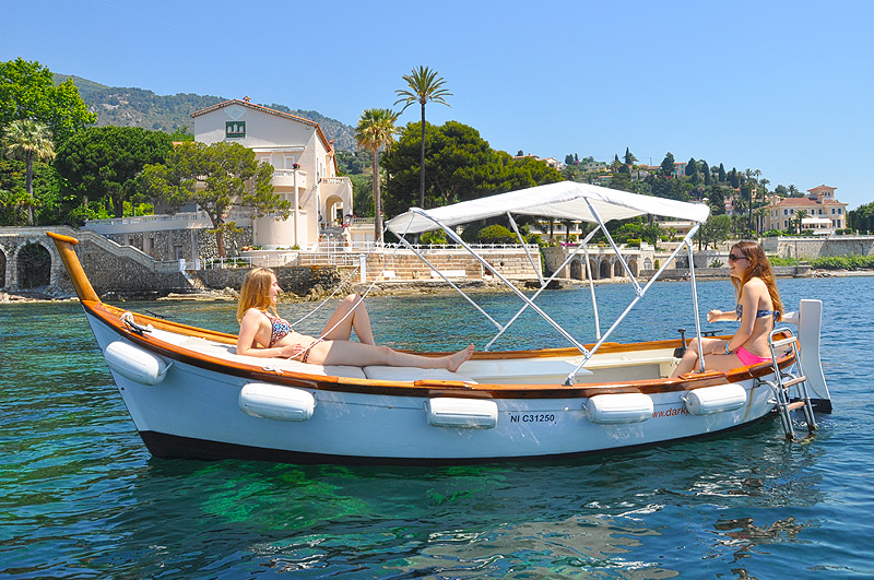 bateau peche nice