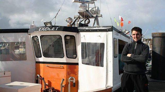 bateau peche noirmoutier