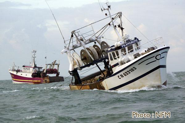 bateau peche normandie