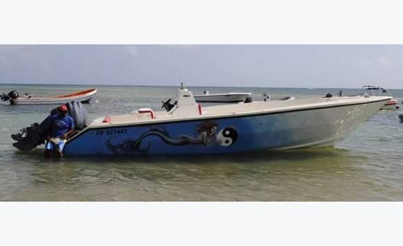 bateau peche occasion martinique
