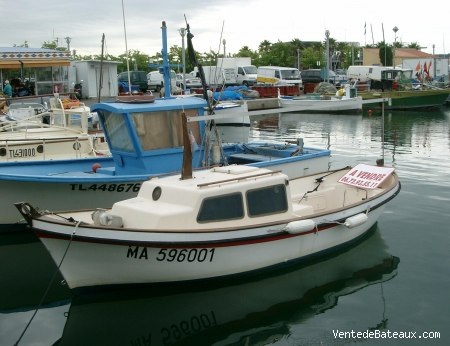 bateau peche occasion vendre