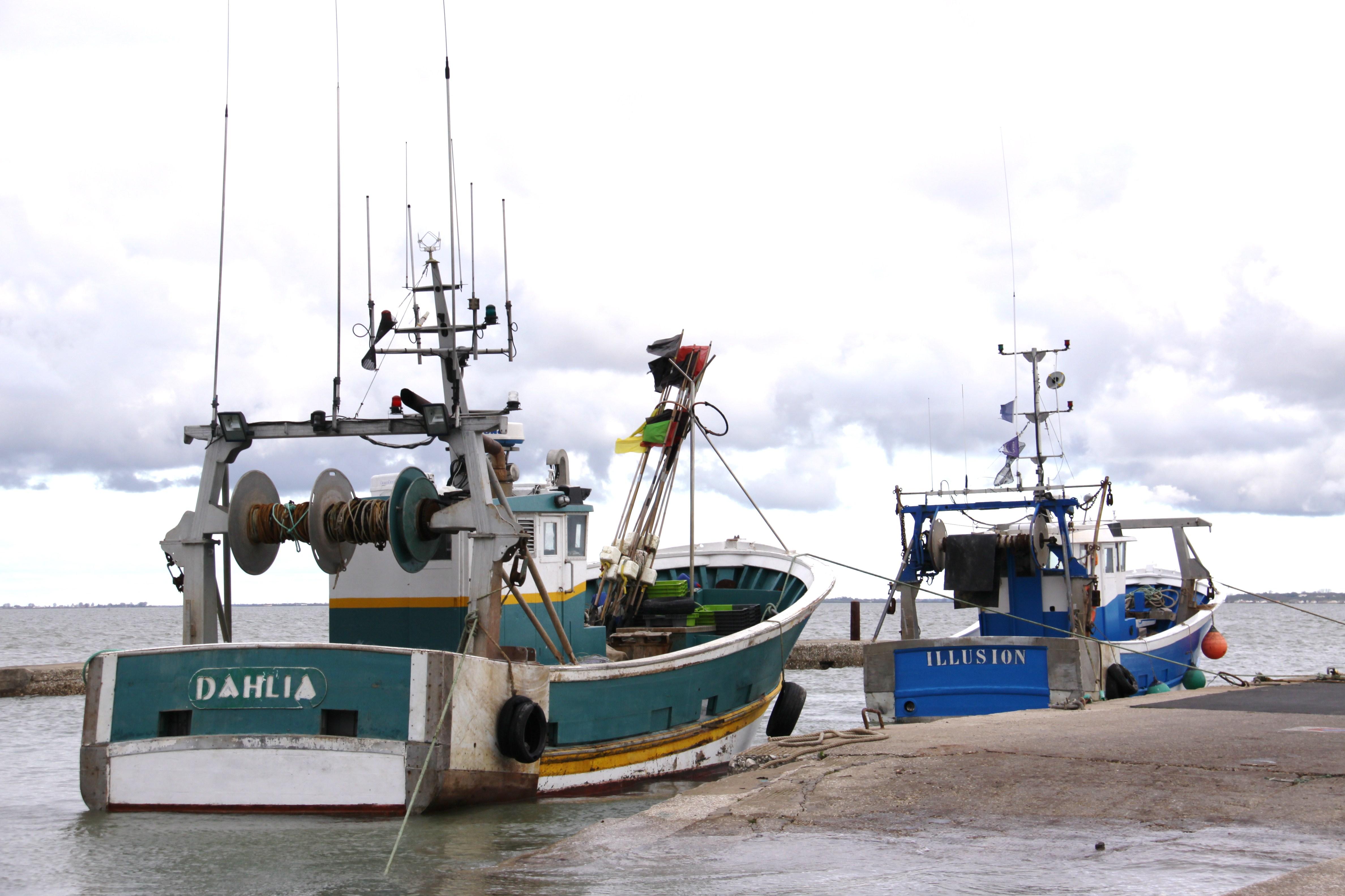bateau peche oleron