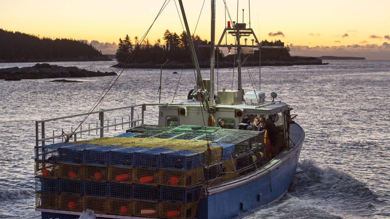 bateau peche ottawa