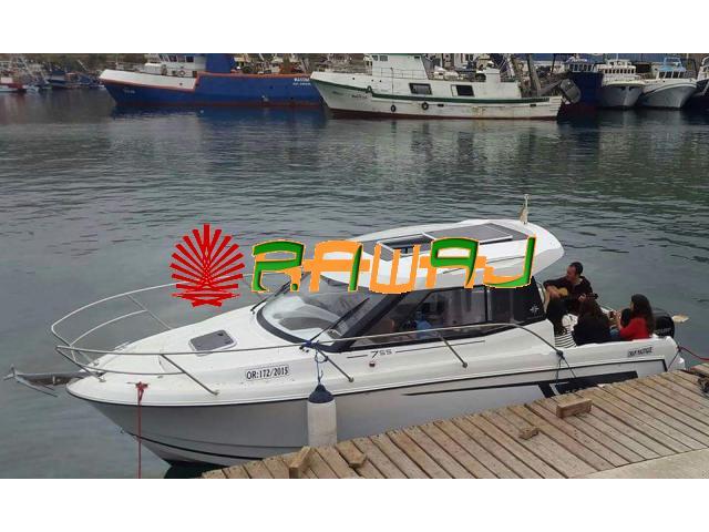 bateau peche ouedkniss