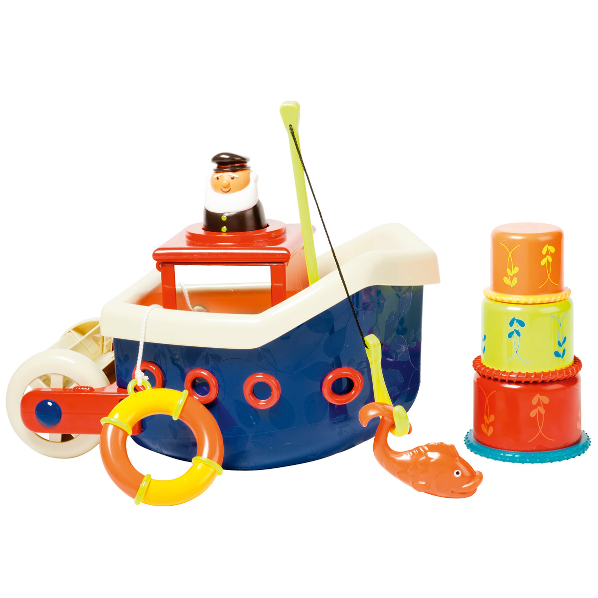 bateau peche oxybul