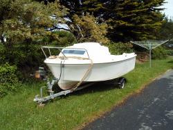 bateau peche promenade 4 m