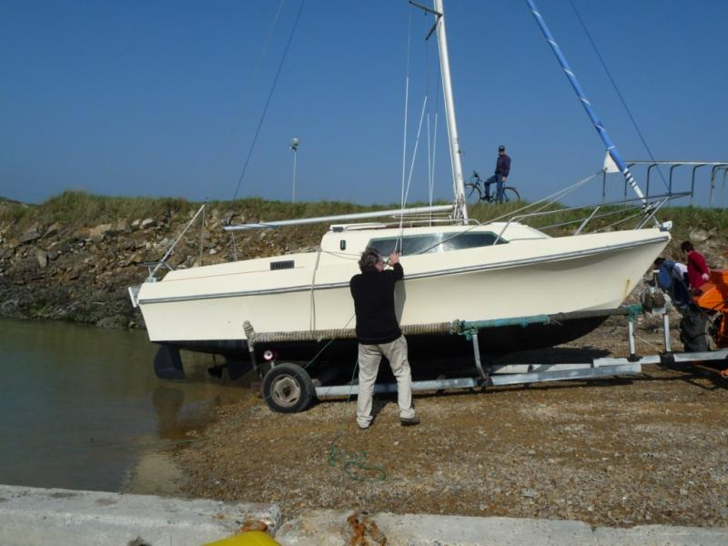 bateau peche promenade 6m