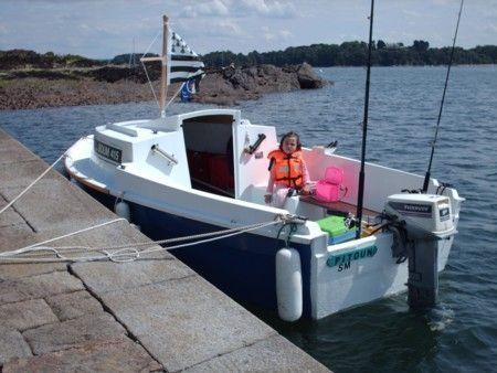 bateau peche promenade boum 415