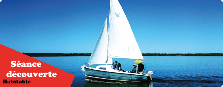 bateau peche promenade habitable