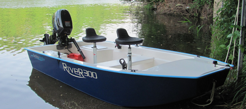 bateau peche riviere
