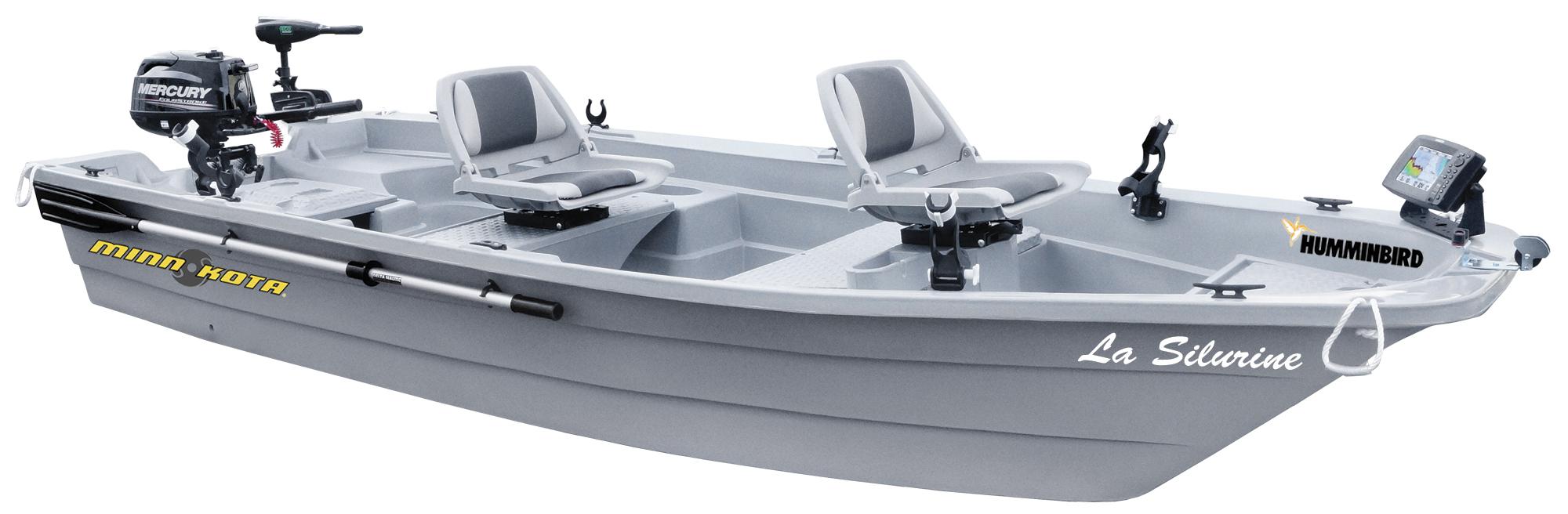 bateau peche silurine